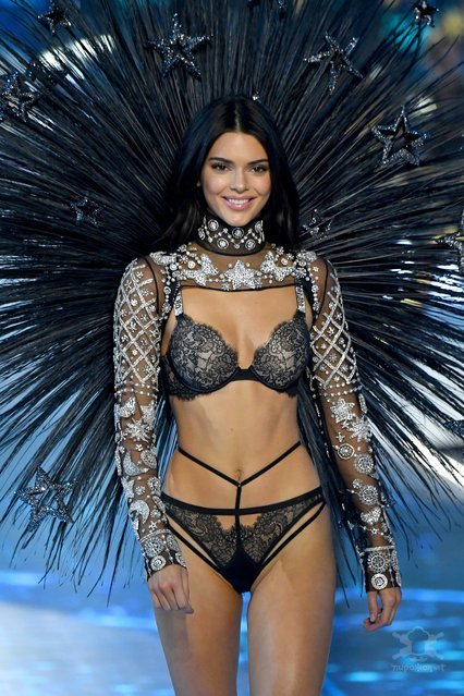В Нью-Йорке состоялся очередной показ Victoria's Secret Fashion Show